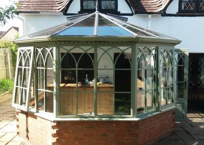 Replacement Hardwood Conservatory – Maulden, Bedfordshire