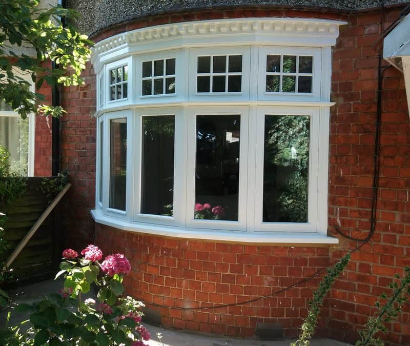 Replacement Bay Window – Dulston, Northampton