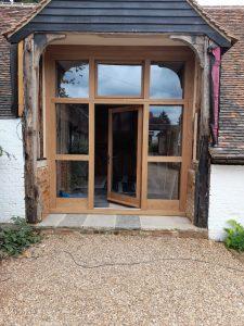 Bespoke Entrance © Everitt & Jones