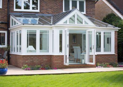 New Conservatory – Harpenden, Hertfordshire