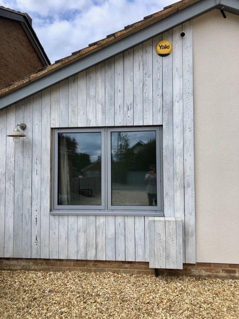 Aluminium / Timber Composite Windows – Maulden, Bedfordshire