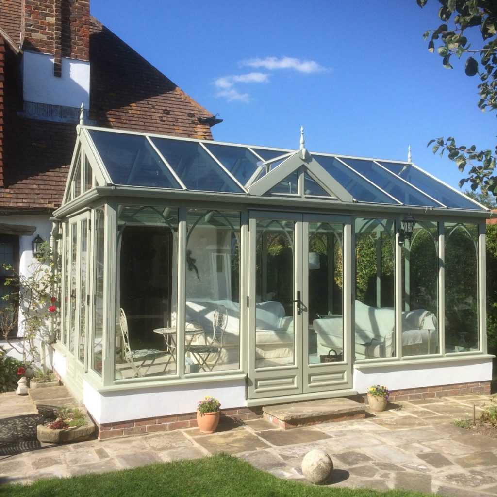 Conservatories © Everitt & Jones