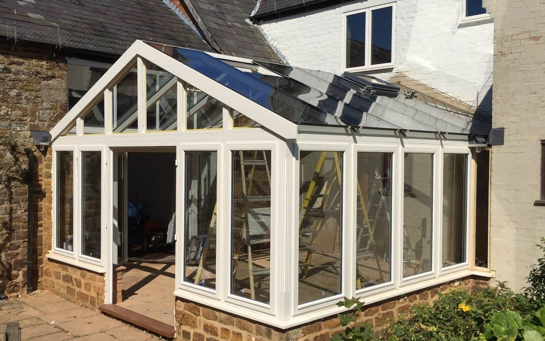 New Conservatory – Litchborough, Northamptonshire