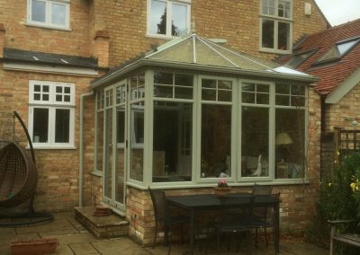 New Conservatory – Oxford