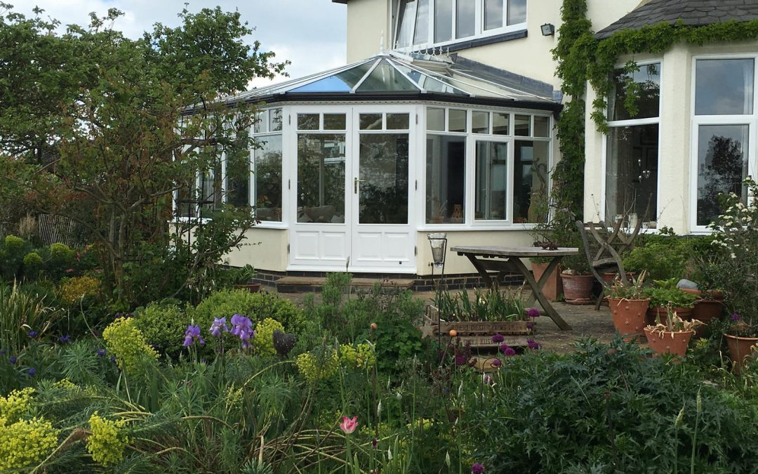 Conservatory Restoration – Olney, Buckinghamshire