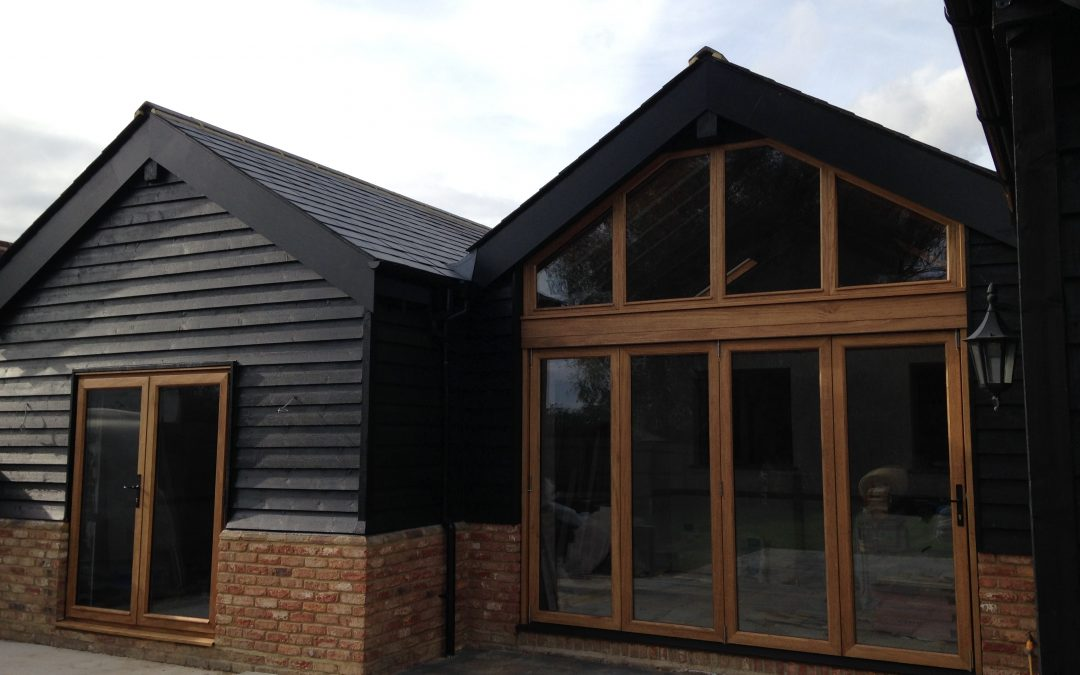 Additions to Barn Conversion