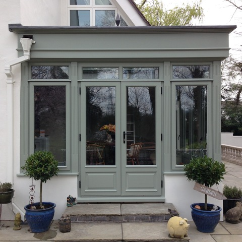New Orangery in Bridgend, South Wales