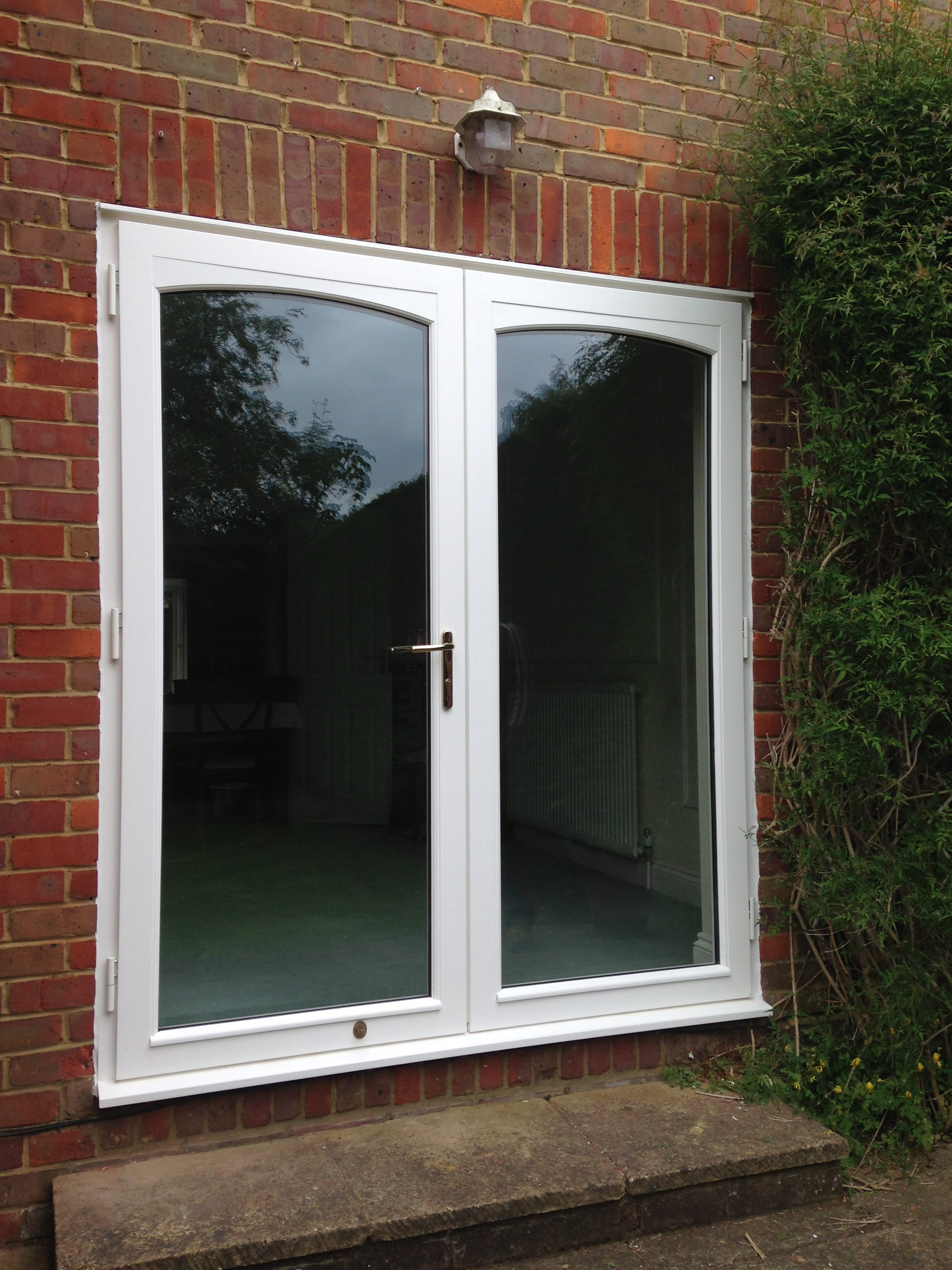 Replacement french doors st albans hertfordshire for Replacement french doors