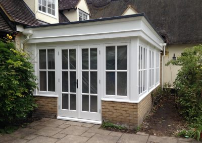 New Orangery in Madingley, Cambridge