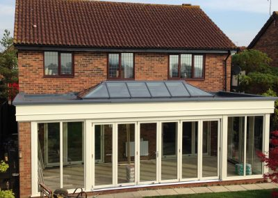 New Orangery Build