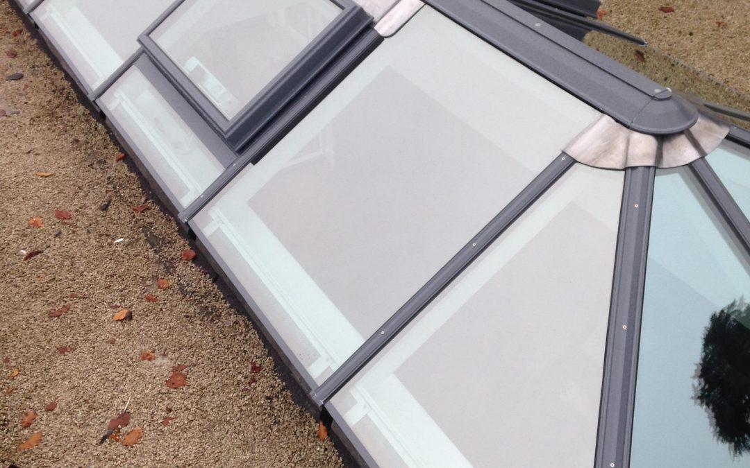 New Roof Lantern – Potten End, Hertfordshire