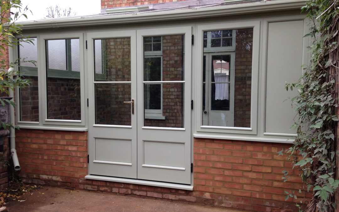 New Conservatory – Bedfordshire