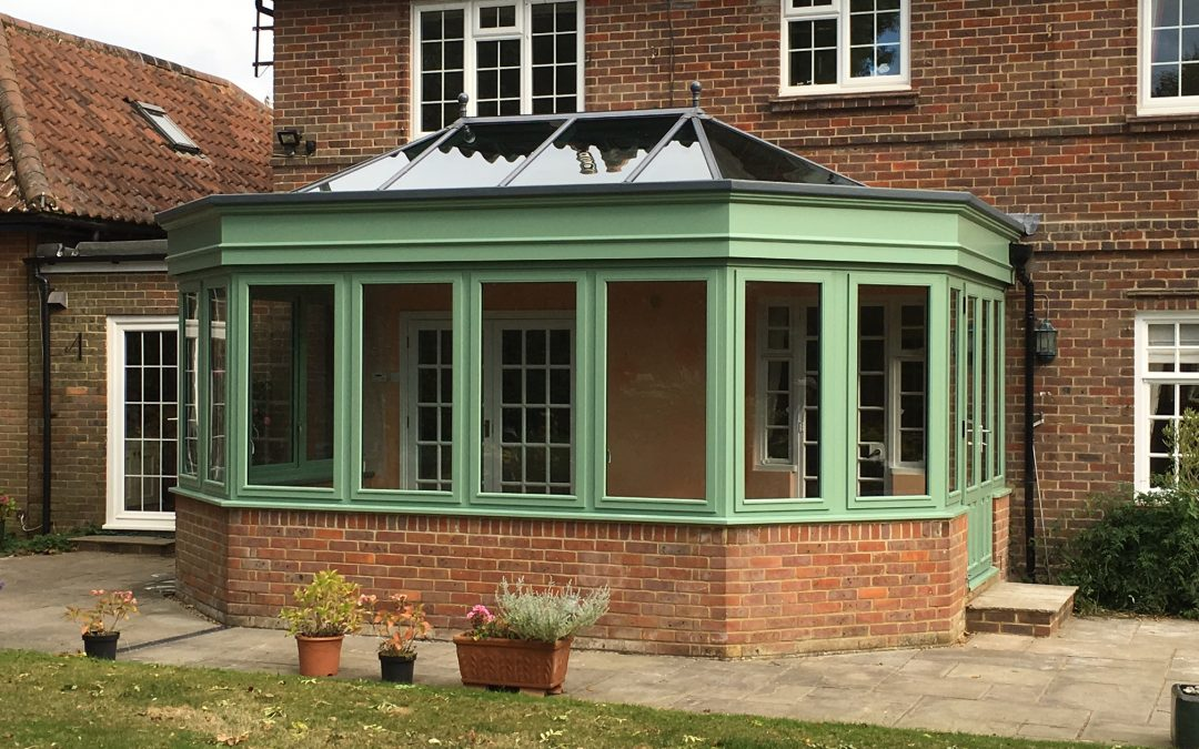 New Orangery & Front Door – Prestwood, Buckinghamshire