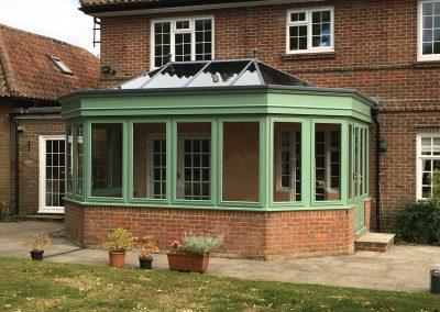 New Orangery & Front Door – Prestwood, Buckinghamshire