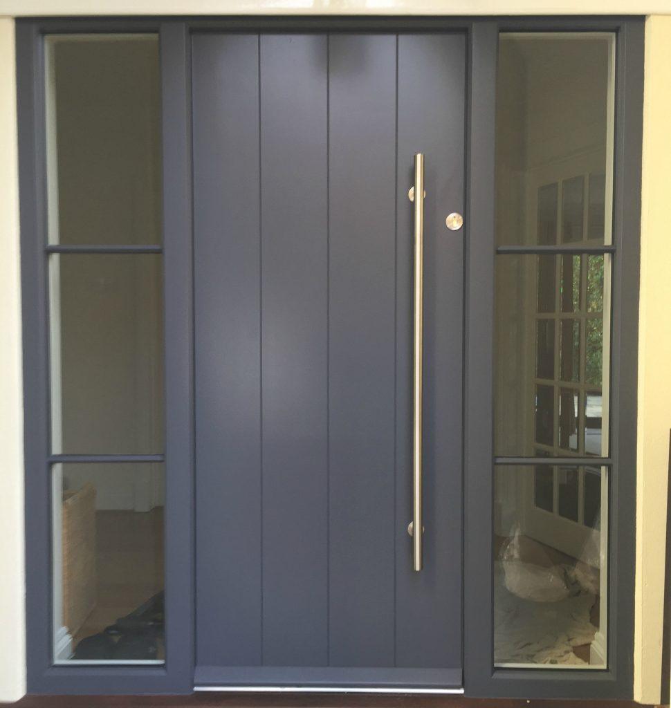 Magnificent Contemporary Front Door Everitt And Jones Door Handles Collection Dhjemzonderlifede
