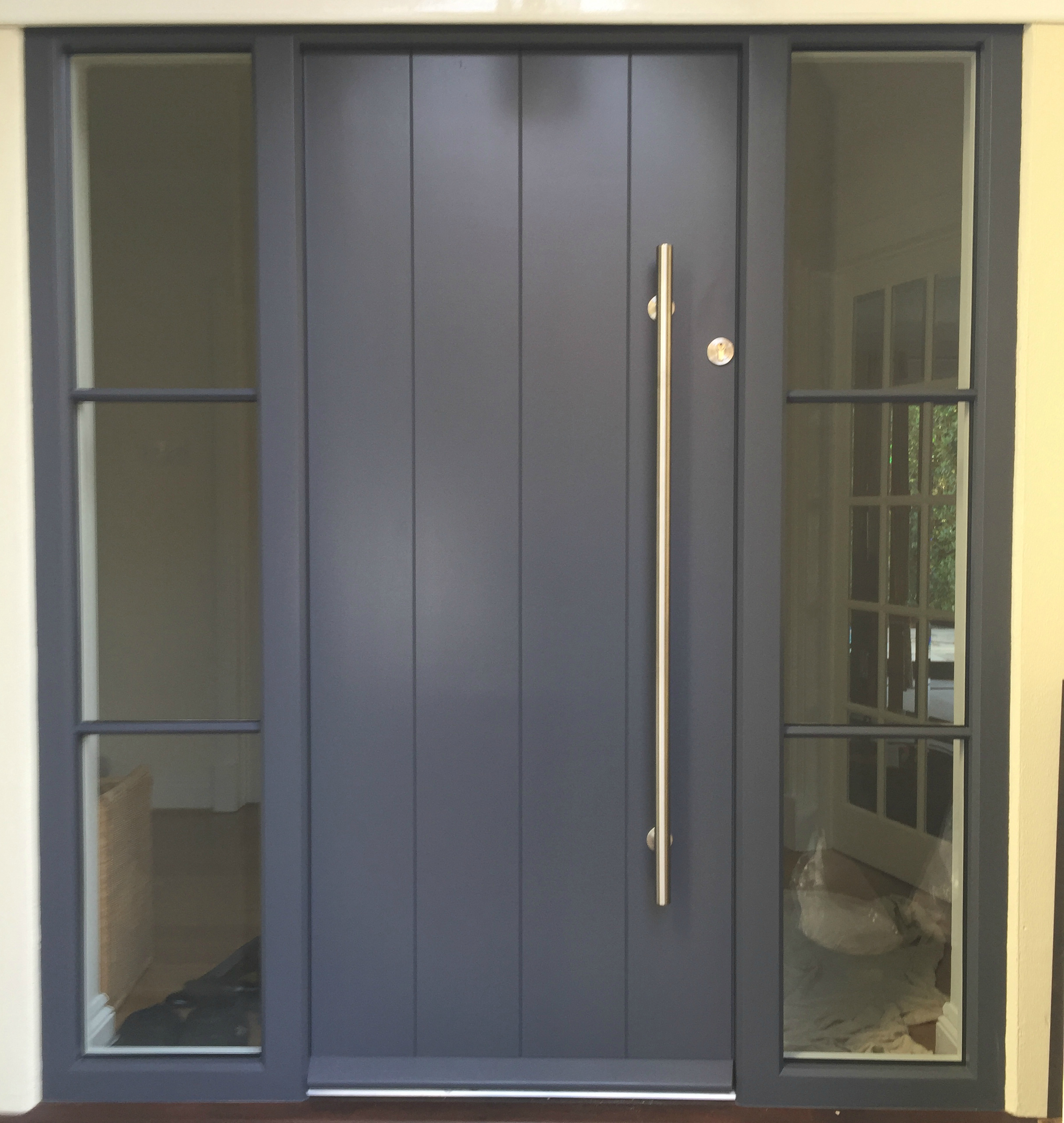 Beau Contemporary Front Door