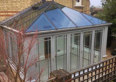 New Conservatory – Pirton, Hertfordshire