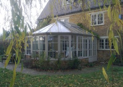 Replacement Conservatory – Cotswolds