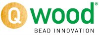 Q wood bead innovation