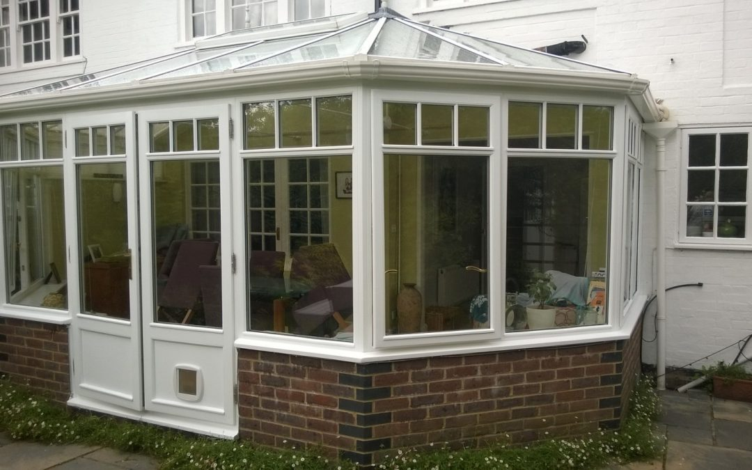 Conservatory Restoration – Pinner, Middlesex