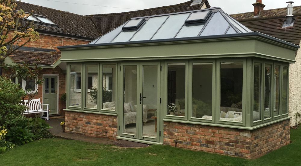 Orangeries & Roof Lanterns © Everitt & Jones