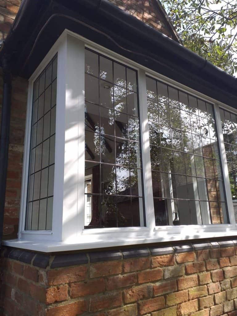 Hardwood window