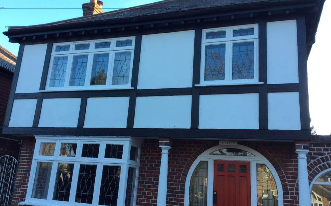New Windows – St Albans, Hertfordshire