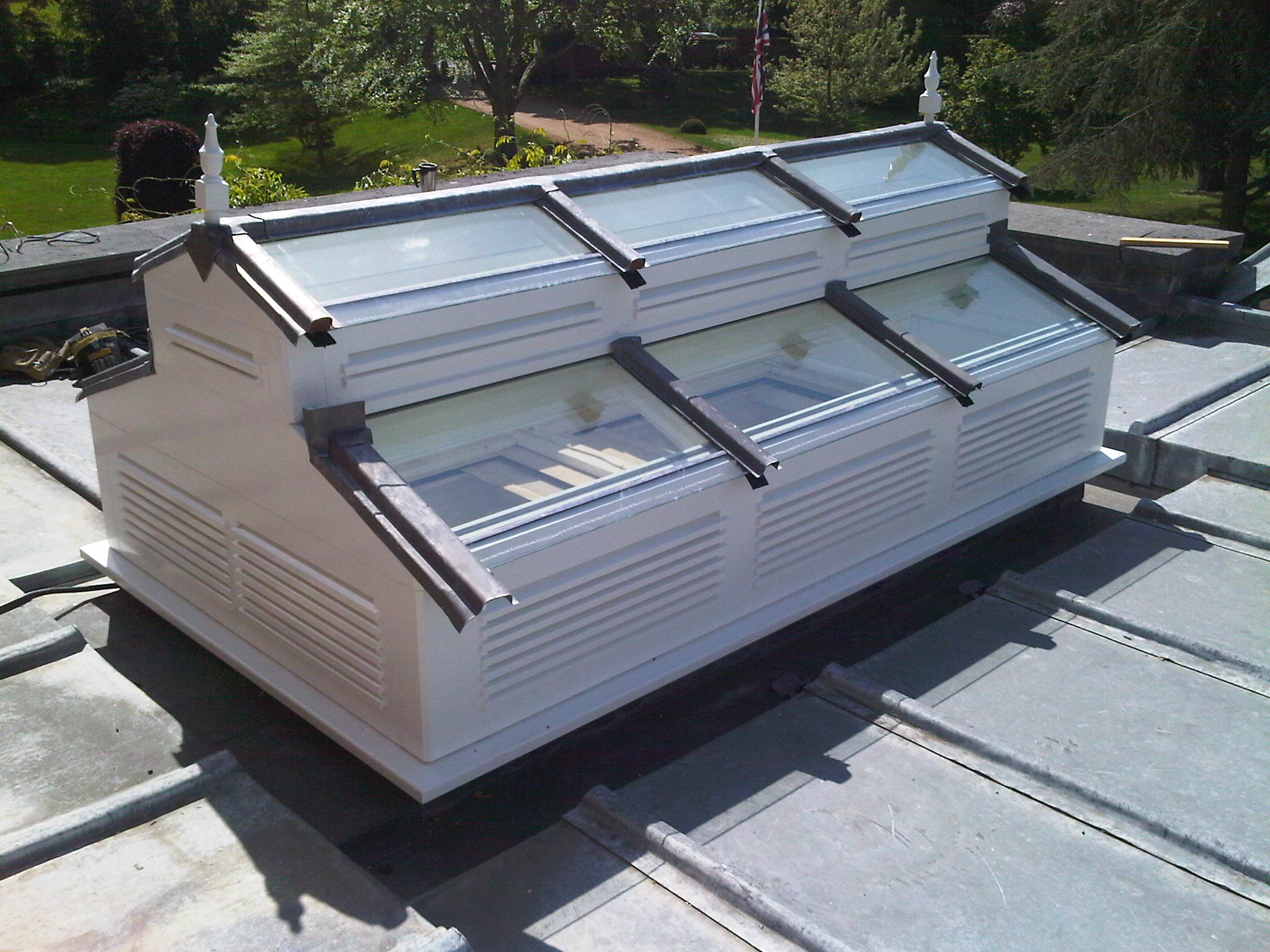 Roof Lantern Construction & Installation