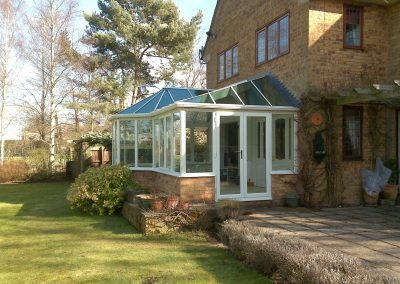 New Conservatory to fit Patio